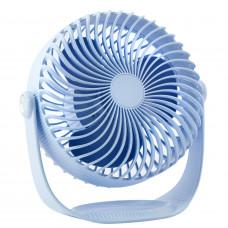 Вентилятор беспроводной Revyline WT-F12, голубой