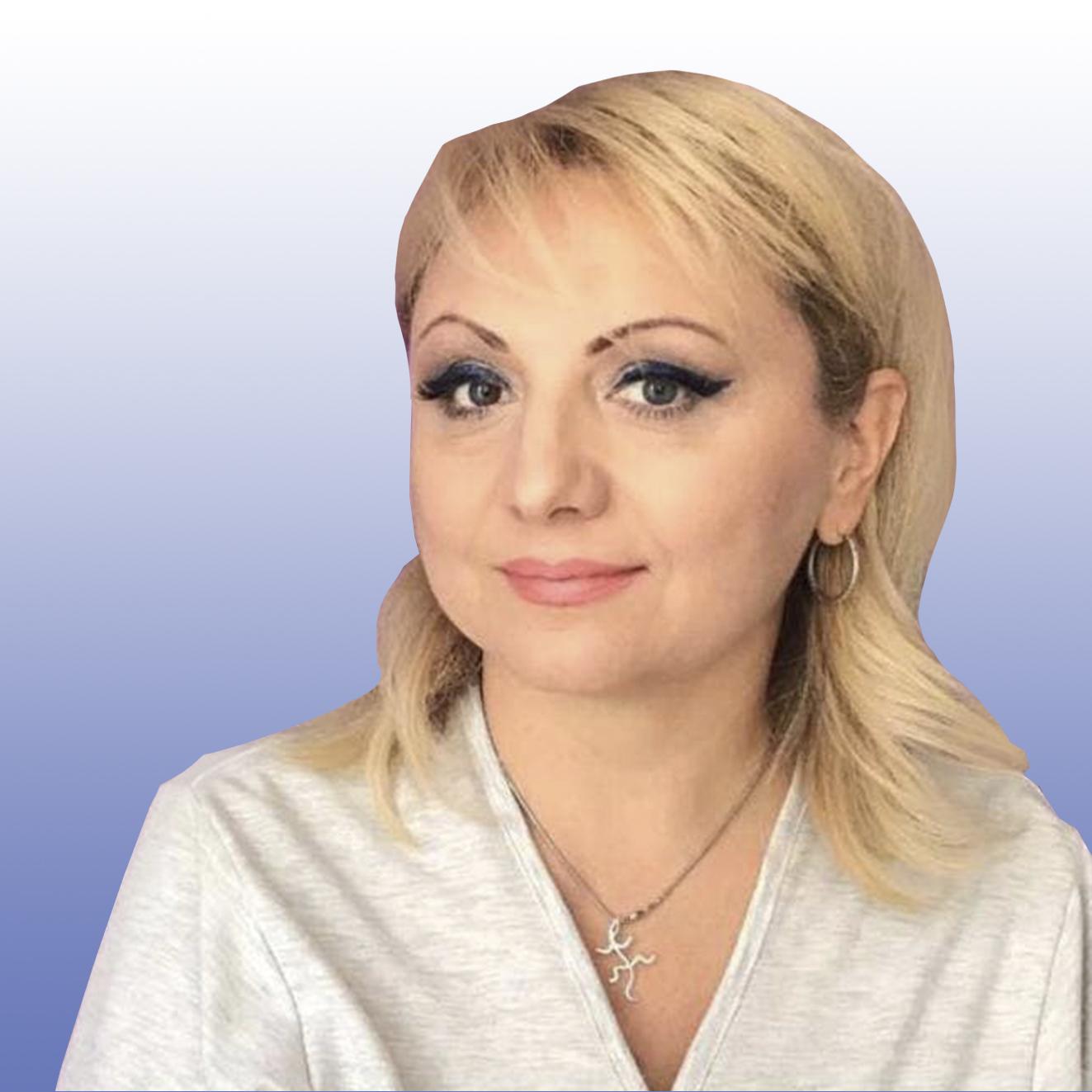Деточкина Виолетта Робертовна