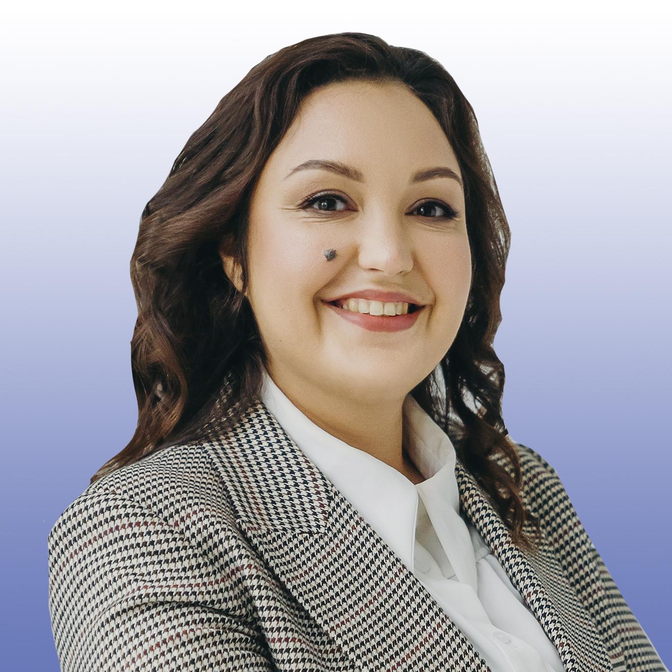 Фахрутдинова Людмила Витальевна