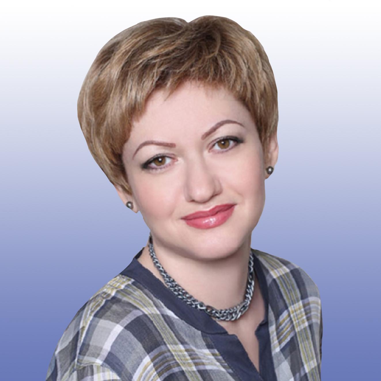 Марина Приямпольская